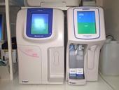 全自動血球CRP、HbA1c、PT-INR分析装置